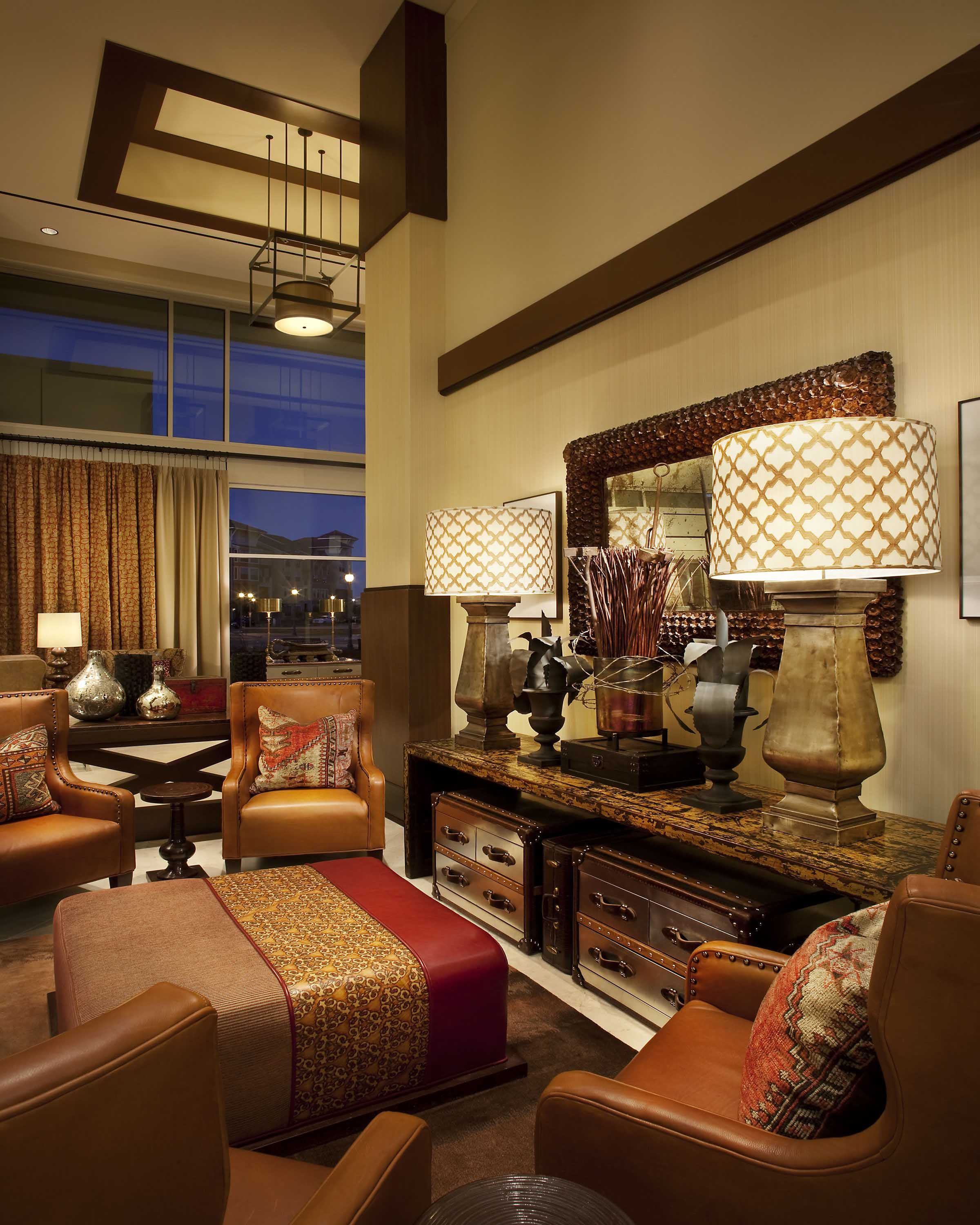 By Photolux Commercial: Custom Furniture Manufactured By Asher Cole. Overton Hotel