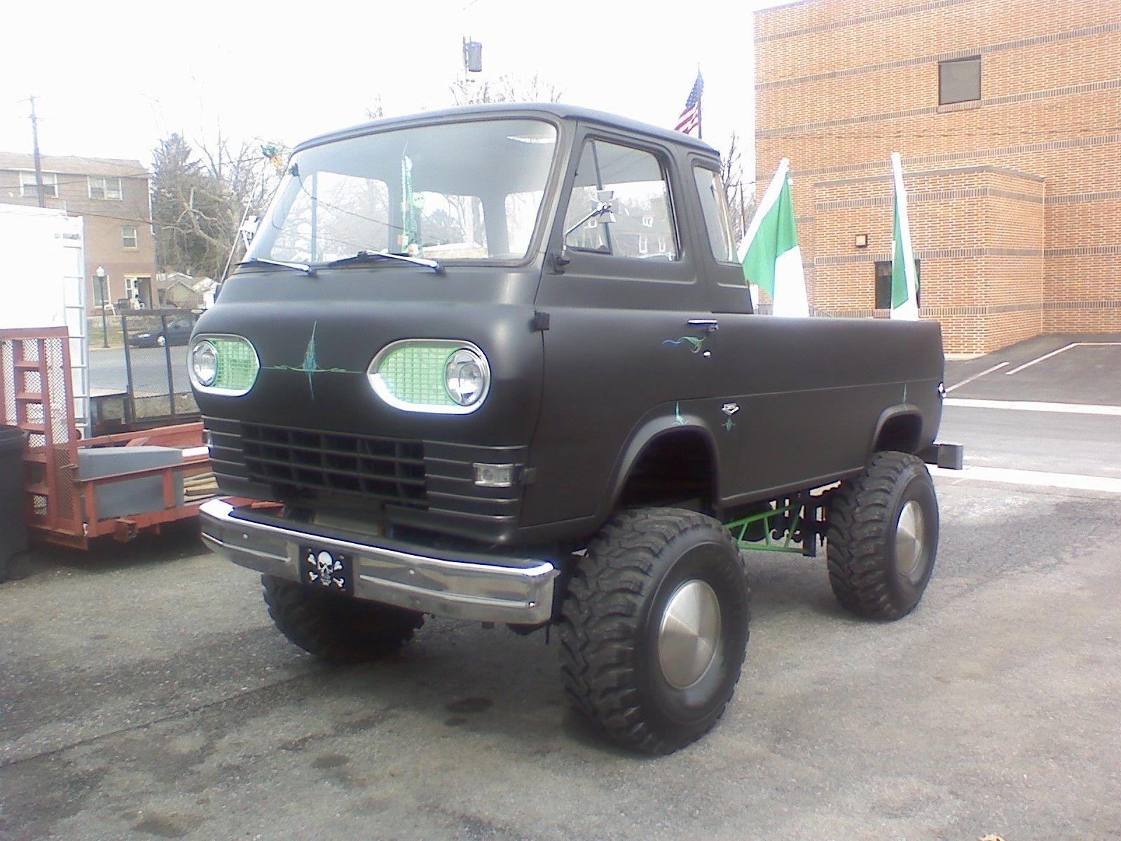 1963 Econoline Vm Odonnell 1963 Ford Econoline E150 Passenger