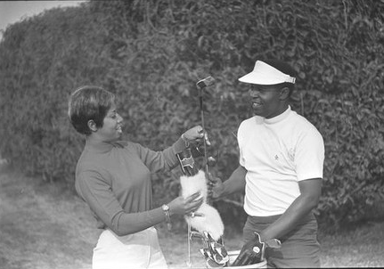 1971: Wife of African-American Pro writes to the Chairman of The Masters