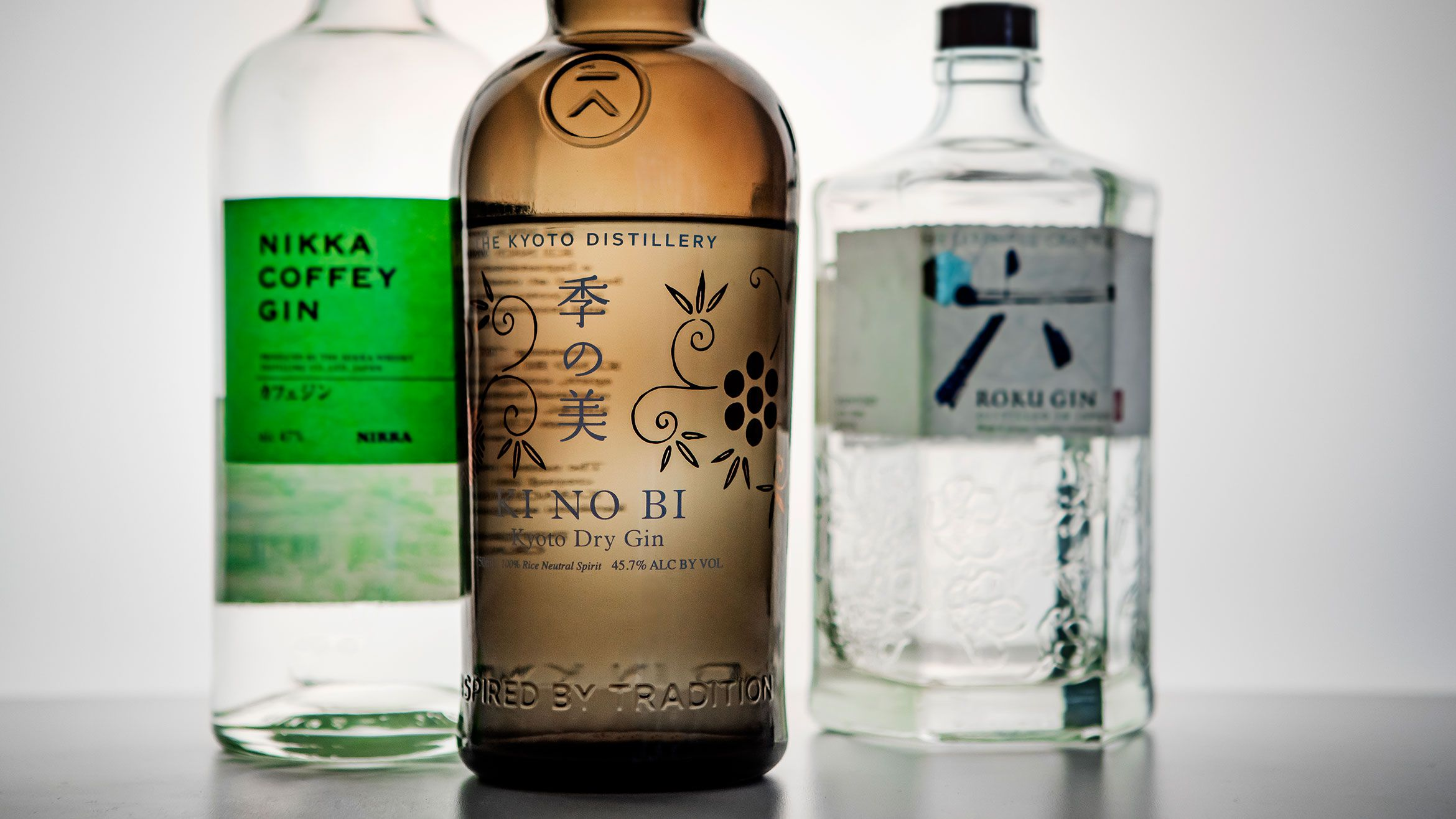 Five essential japanese gins in 2020 gin craft gin dry gin