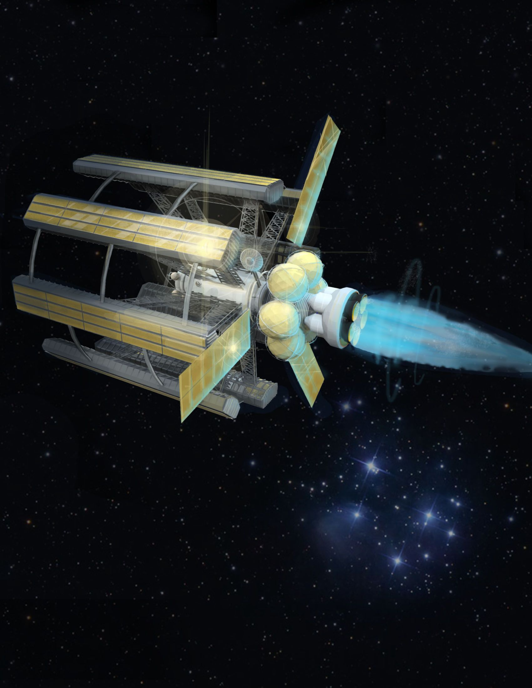 interplanetary spacecraft - photo #7