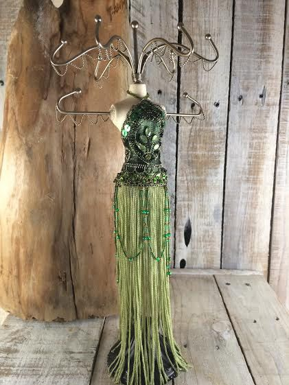 Mannequin Necklace Holder necklace organizer necklace stand