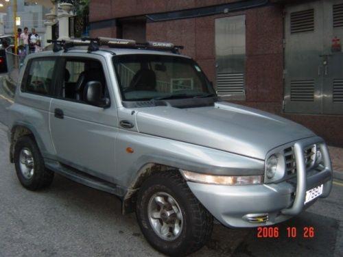 Ssangyong Korando 3200