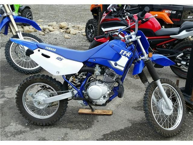 This Mite Be My New Yamaha 125 Ttr Clutch Woohoo Dirt