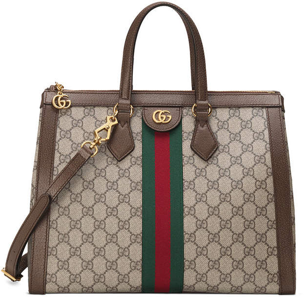 65ca16c209f Gucci Ophidia GG medium top handle bag