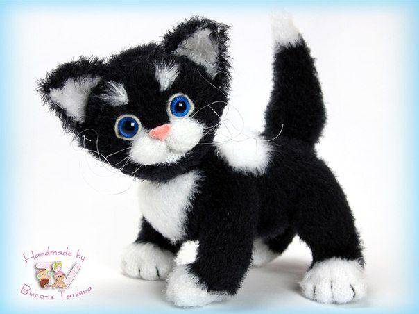Photo of Katze häkeln … mit Mohair Wolle für schönes Fell #crochetanimalpatterns – r…