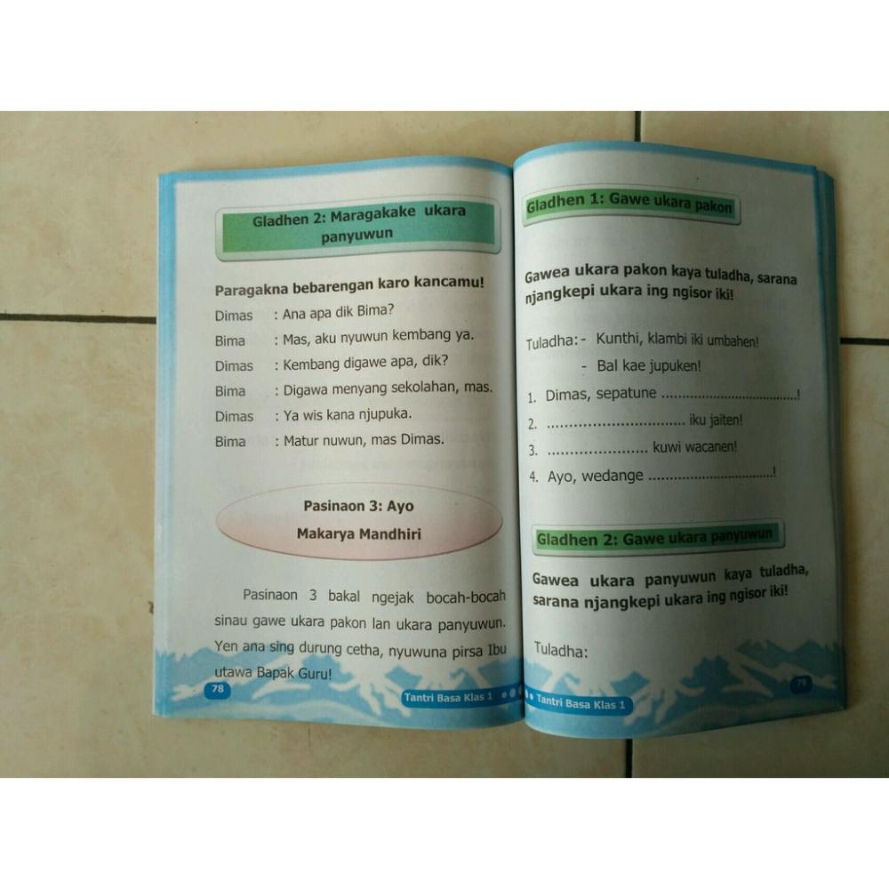 Kunci Jawaban Tantri Basa Kelas 6 Gladhen Wulangan Berbagi File Guru Kunci