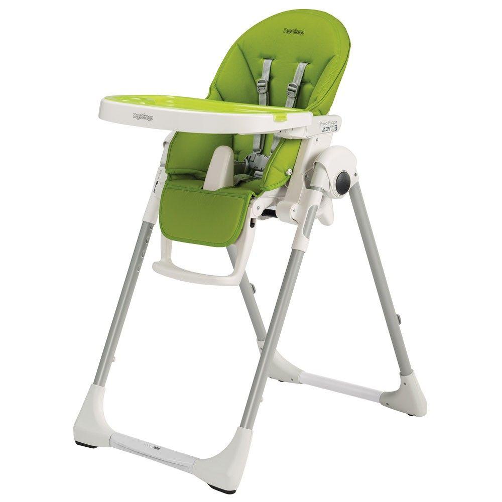 כסא אוכל דגם פרימה פפה זירו 3 ד עור Prima Pappa Zero3 Follow Me Chaise Chaise Chaises Hautes Et Rehausseur