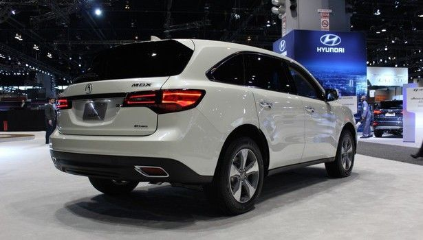 2016 acura mdx release date and price acura pinterest cars