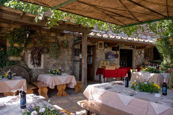 Taste of Chianti: Tuscan Cheese, Wine and Lunch from ...