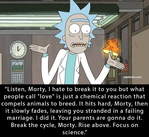 Best Rick And Morty Quotes Pinmak On Rick And Morty  Pinterest  Memes