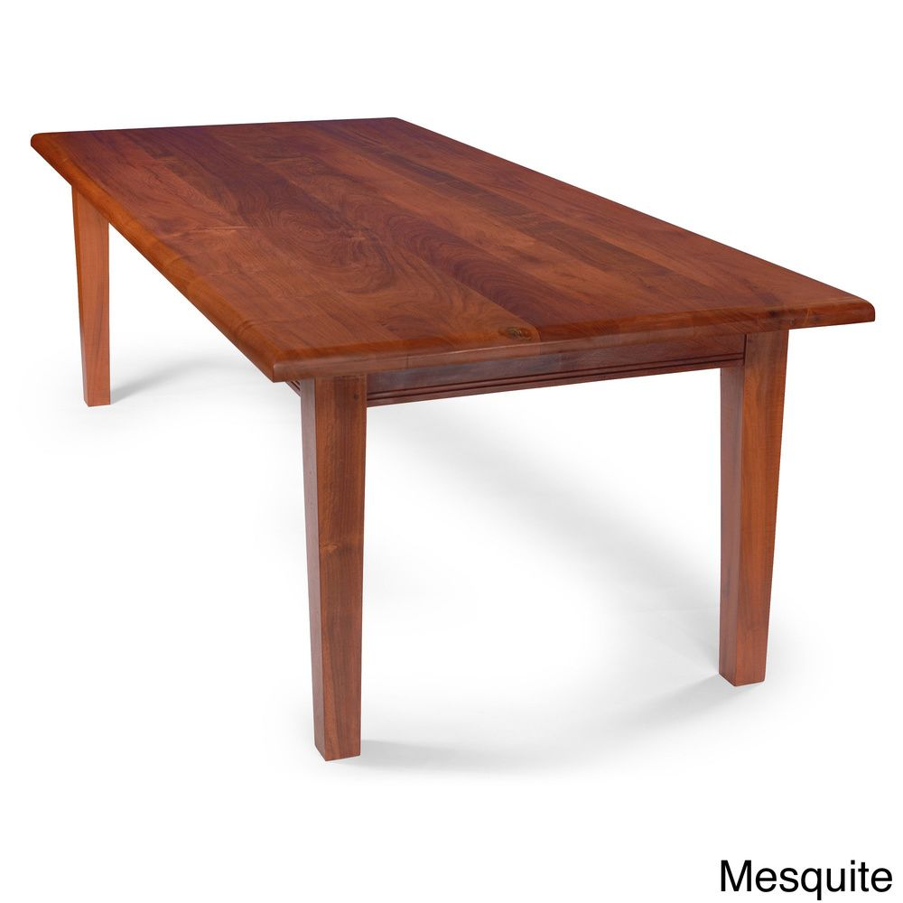 This table is crafted with solid North