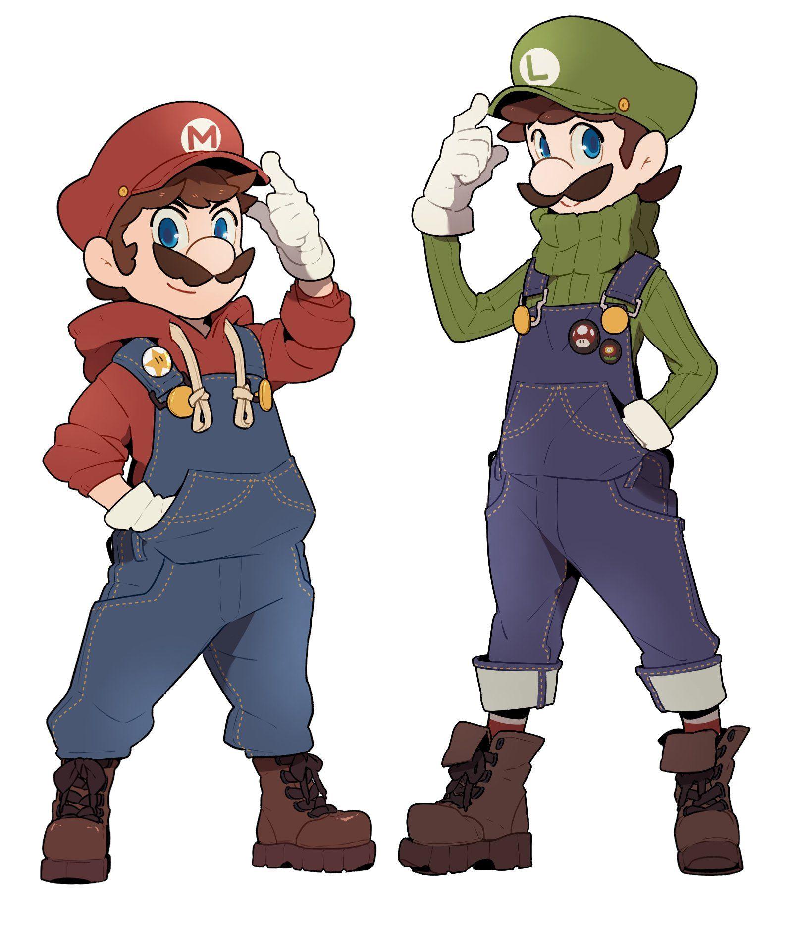 Super Mario By 레드 Redlhz Twitter Con Contenuti Super