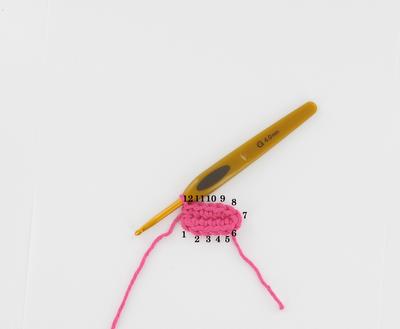 Echtstudio Tutorial Ovaal Haken Crochet Anexe Pinterest