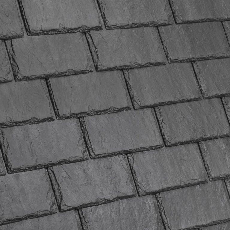 Single Width Synthetic Slate Roof Tiles Davinci Roofscapes Slate Roof Tiles Slate Roof Shingles Synthetic Slate Roofing