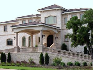 Tuscan Homes in Austin Texas Tuscan Exteriors Pinterest Buy