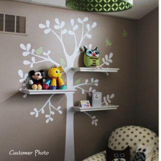 adesivos para decoração de quartos!!