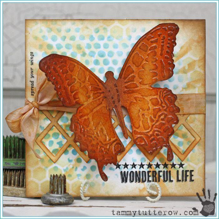 Tammy Tutterow   Wonderful Life Card