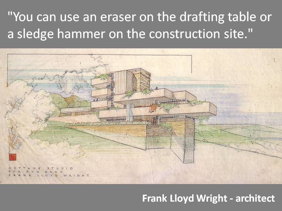 A biography and life work of frank lloyd wright an american architect