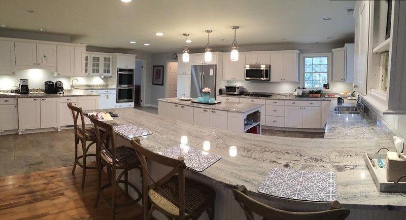 Spacious kitchen by Michelle Hampton of 84 Lumber # ...