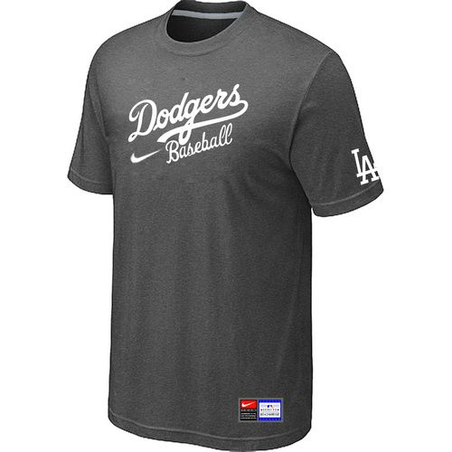 Los Angeles Dodgers Nike Short Sleeve Practice T-Shirt D , wholesale online  $15.99 -