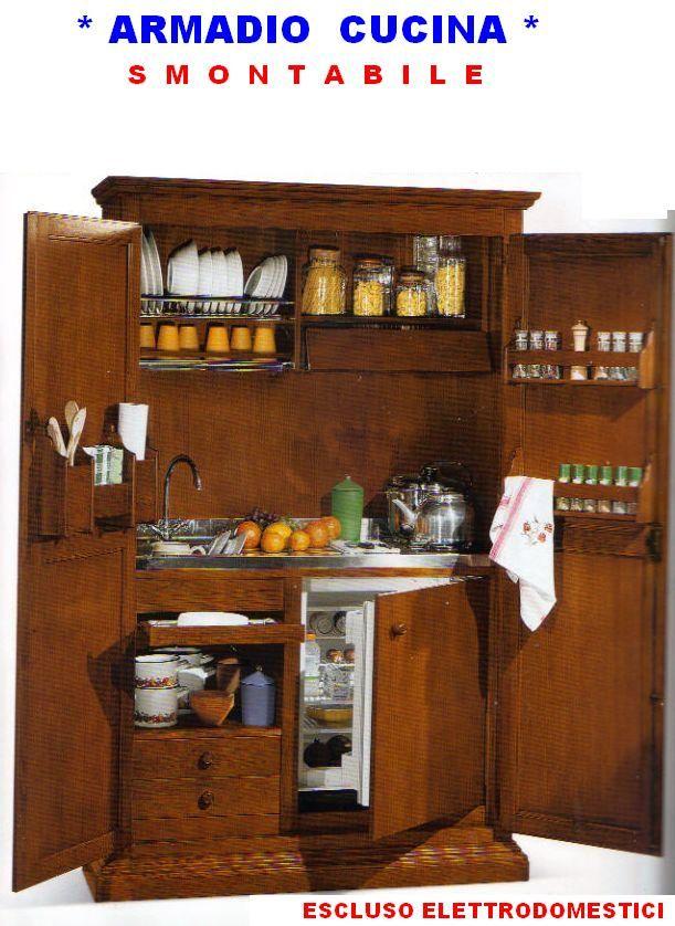 Beautiful Cucina Armadio Ikea Ideas - Home Interior Ideas ...