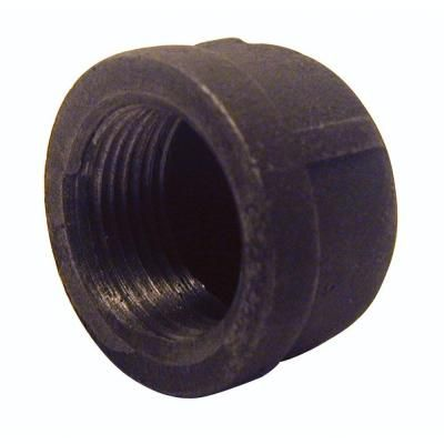Black Malleable Iron Cap 521 403hn At The Home Depot