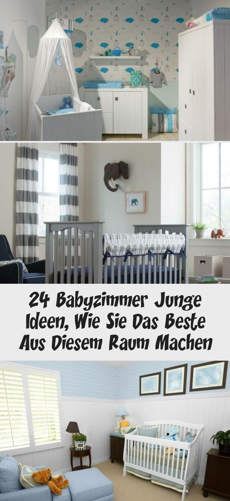 24 Babyzimmer Junge Ideen Wie Sie Das Beste Aus Diesem Raum Machen Einrichten Konzept Farben Bett Babynursery Kinderzimmereinrichten Bed Home Decor Home