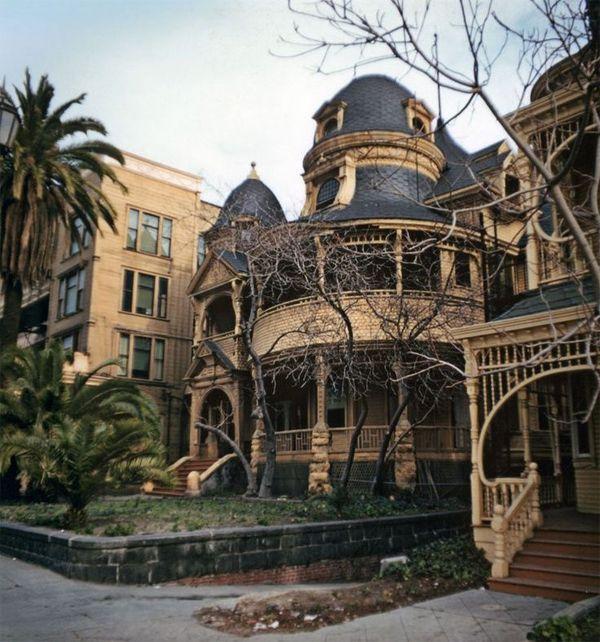 Abandoned Inside Victorian Mansion
