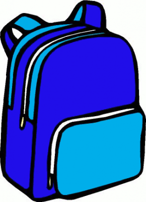 The Blue Backpack Home Sweet Nowhere