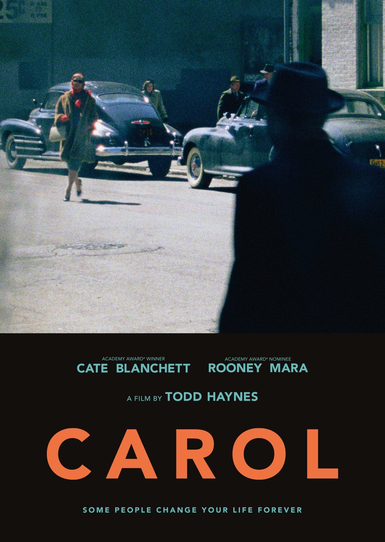 The Film Stage A New Set Of Posters For Carol Watch Todd Haynes