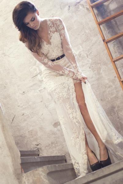 Bohemiskt bröllop, klänning?