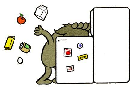 Don T Waste Energy Keeping Old Items Cold In Your Refrigerator Clean Up Fridge On Regular Basis To Save