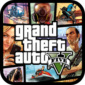 GTA 5 V Android APK + Data Highly Compressed (709 MB) Free