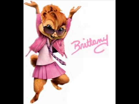 Brittany The Chipettes Bad Romance By Lady Gaga