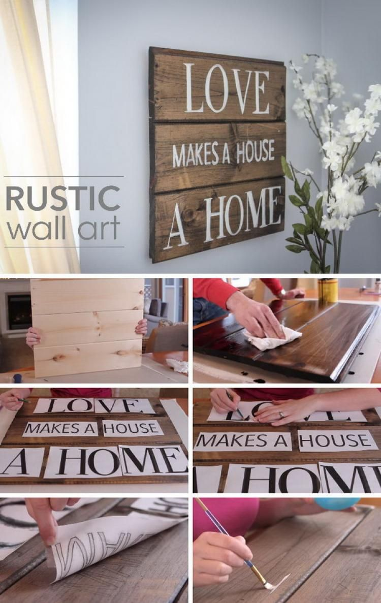 creative rustic wall decor ideas for adding warmth to your home