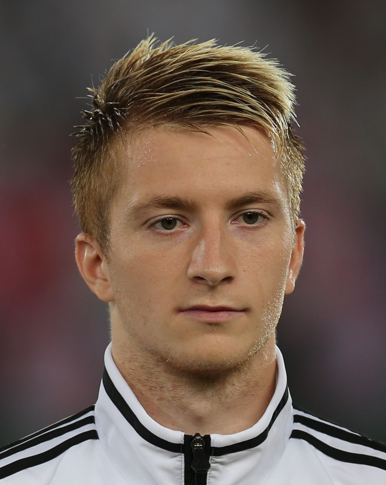 marco reus haircut germany 2012