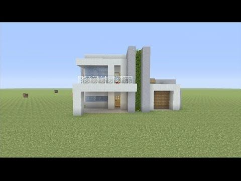 How to Build a Small Modern House in Minecraft Jarid Gaming on