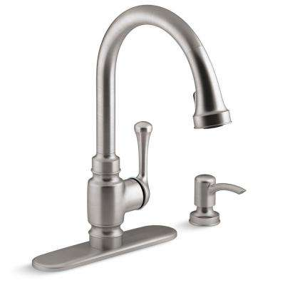 Kohler Kitchen The Home Depot Kitchen Faucet Stainless