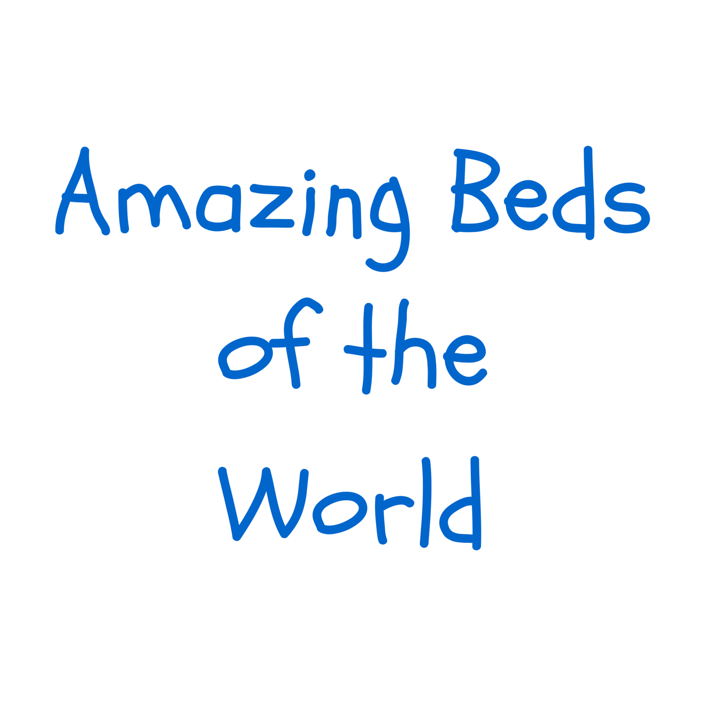 Amazing Beds of the World Cool beds, Bed, Amazing