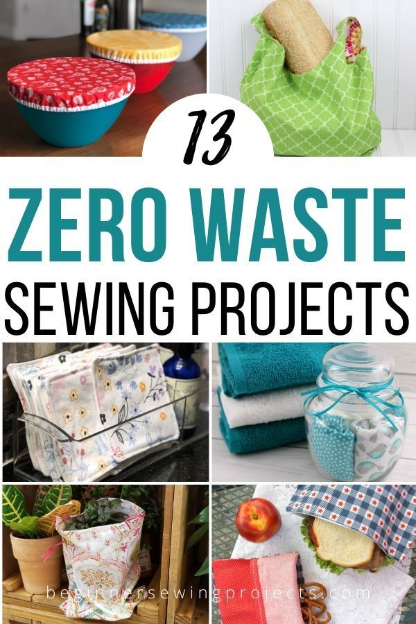 13 Zero Waste Sewing Projects