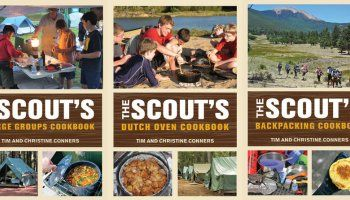 Cookbooks to spice up your camping cuisine