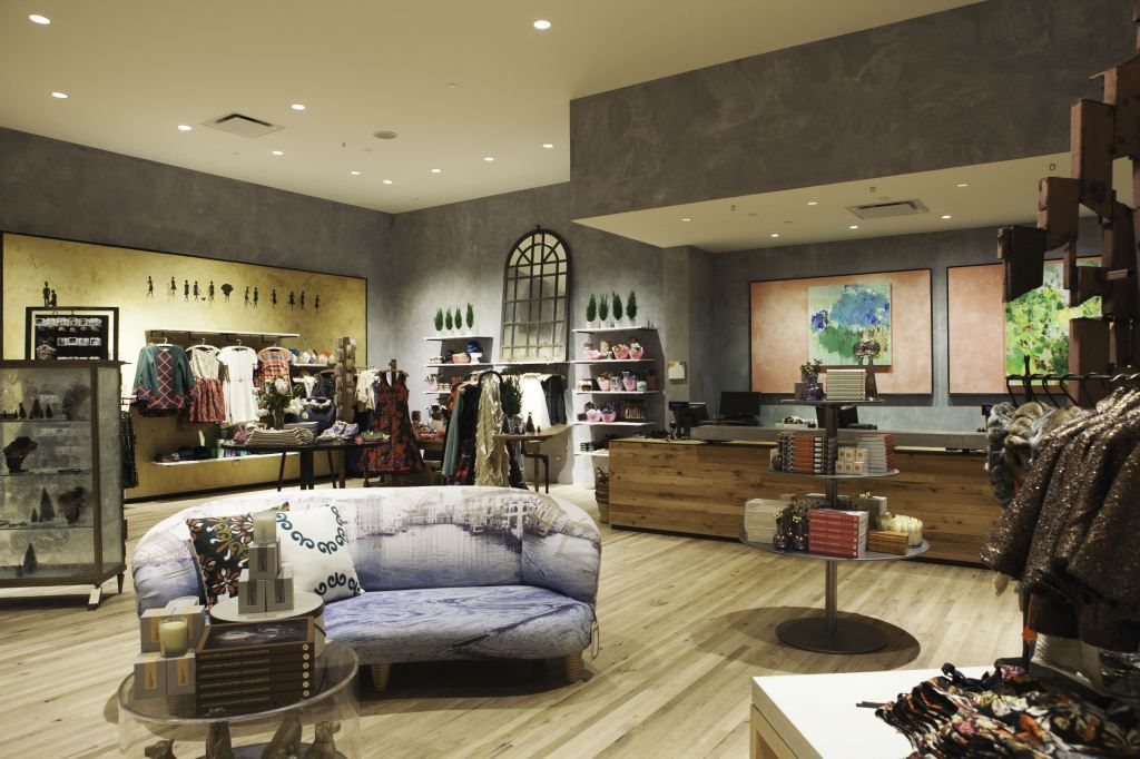 Anthropologie, Yorkdale Shopping Centre, Toronto (With