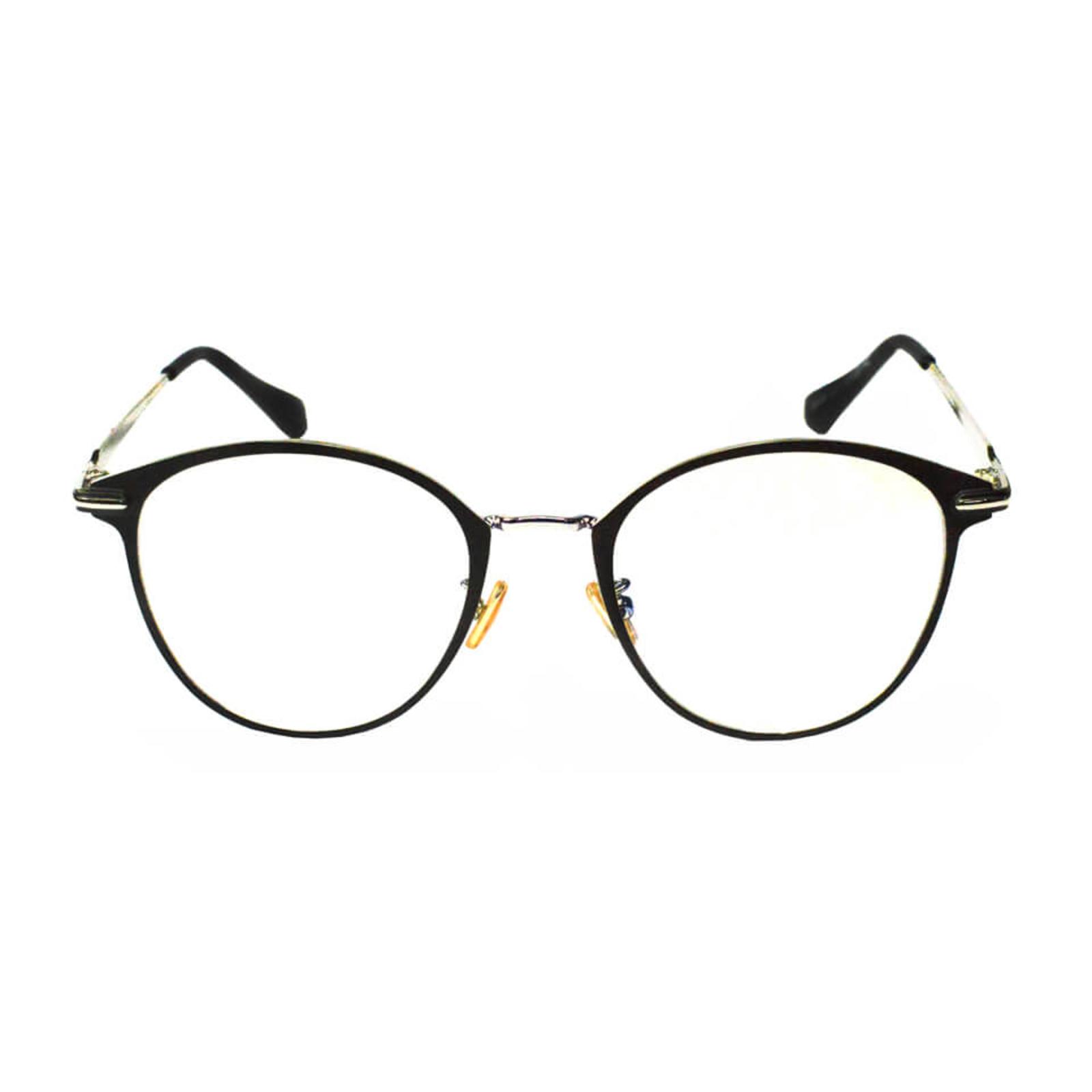 Armacao Oculos Grau Feminino Redondo Retro Original 8038