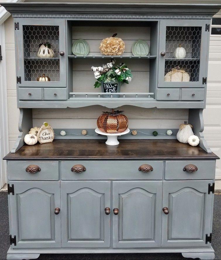 pin on farmhouse style antique kitchens on farmhouse kitchen hutch id=42245