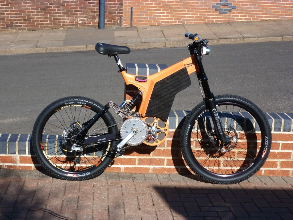 Custom Build Gallery Simons Specialized Super Charged Racer I