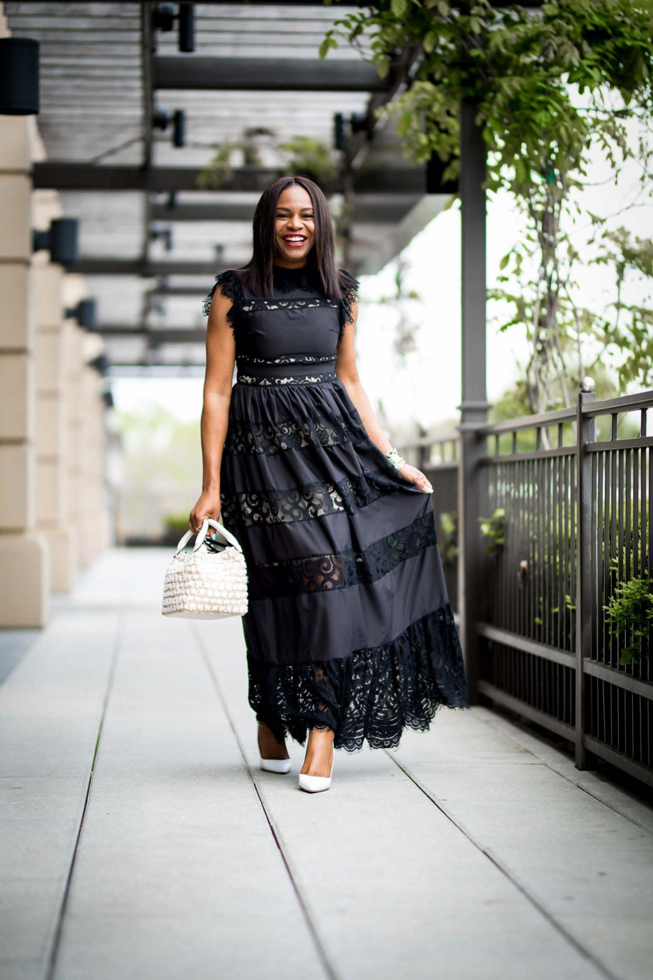 How To Style A Black Dress For Summer 3 Dresses Wear Black Dresses Summer Dresses [ 2001 x 1334 Pixel ]