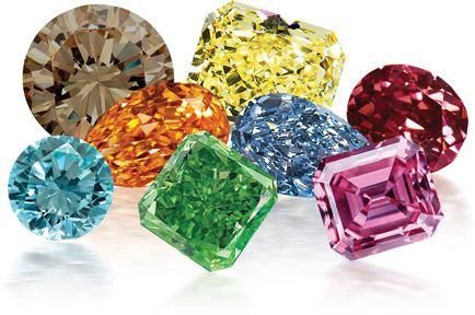 17 Best images about Natural Colored Diamonds on Pinterest | Pear ...