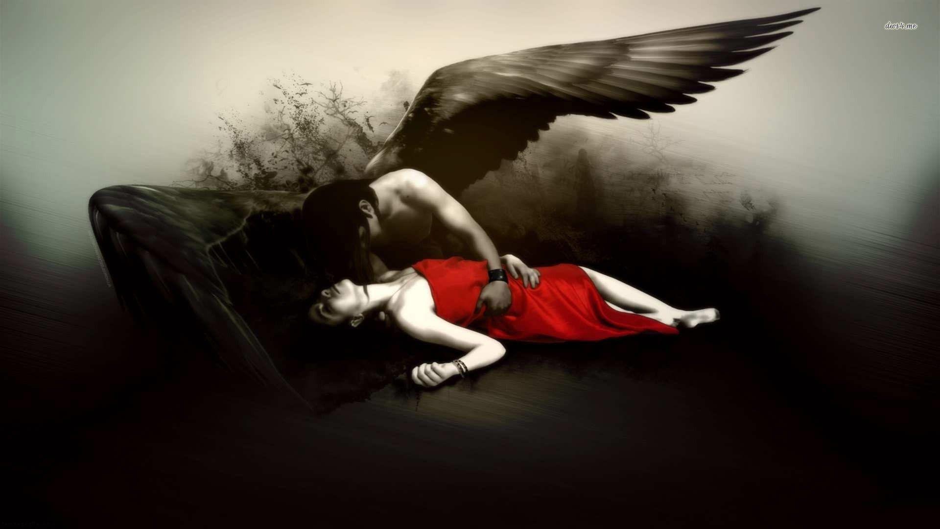 Angel Of Death Wallpaper FREE Download Angel Of Death Wallpaper