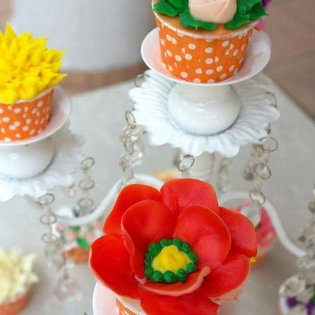 レシピとお料理がひらめくSnapDish - 21件のもぐもぐ - chocolate flowers by liana